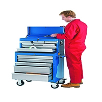 Image for 8 Drawer Blue Tool Chest 329349