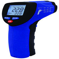 Image for Infrared Thermometer Blue 347593