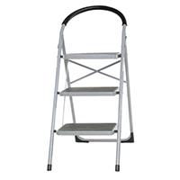 Image for 3 Tread White Step Ladder 359294