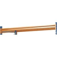Image for Heavy Duty Shelf 25mm Chipboard/Steel Supports Orange 379833