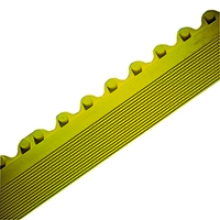 Image for All-Purpose Male Bevel Yellow Anti-Fatigue Modular Mat 312411