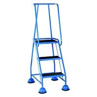 Image for 3 Tread Step Light Blue 385134