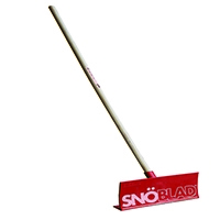 Red Snoblad Snow Shovel 387979