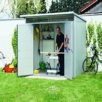 Image for Metallic Garden Shed Floor Panels 372202