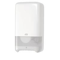 Tork Twin Mid-Size Toilet Roll Dispenser 557500