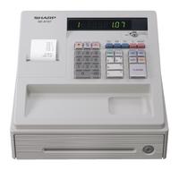 Image for Sharp White XE-A107 Cash Register XEA107W