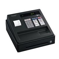 Image for Sharp Black XE-A107 Cash Register XEA107BK