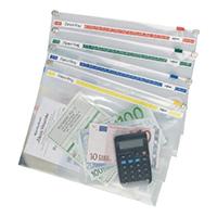 Image for Snopake Zippa Bag 250 x 180mm (25 Pack) 11448
