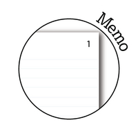 Image for Silvine Duplicate Book 210x127mm Memo Ruled (6 Pack) 601