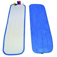 SYR Rapid Mop Microfibre Flat Mops (10 Pack) 993103