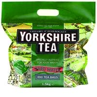 Yorkshire Tea Hard Water Tea Bags (480 Pack) 1039