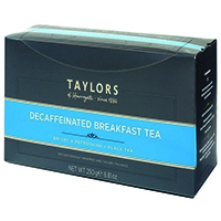 Taylors Yorkshire Enveloped Decaffeinated Tea (100 Pack) 2654RW