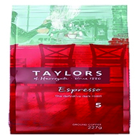 Taylors Espresso Ground Coffee 227g 3870