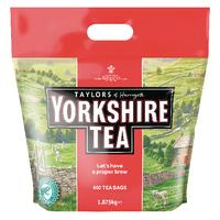 Yorkshire Tea One Cup Tea Bag (600 Pack) 1108