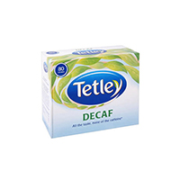 Tetley Decaffeinated Tea Bag (80 Pack) 5012X
