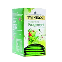 Twinings Pure Peppermint Herbal Infusion Tea Bags (20 Pack) F09612