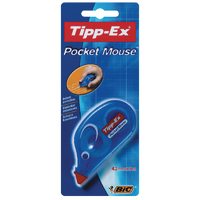 Image for Tipp-Ex Pocket Mouse Correction Tape Blister (10 Pack) 820790