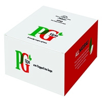 PG Tips Tagged One Cup Tea Bags (100 Pack) 1004539