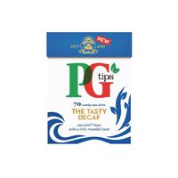 PG Tips Pyramid Tea Bag Decaffeinated (80 Pack) 28618501