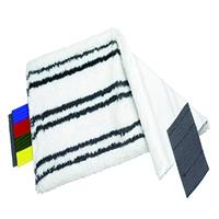Vileda Microlite Microfibre Mop Pad With Assorted Tags 116480