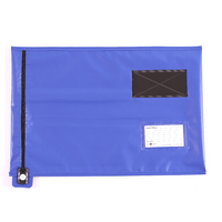 Image for Go Secure Lightweight Security A3 Pouch Blue CVF3