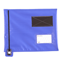 Image for Go Secure Flat Mailing Pouch 286x336mm Blue CVF1