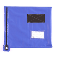 Image for Go Secure Flat Mailing Pouch 355x381mm Blue CVF2