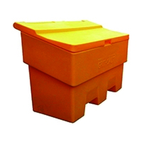 Yellow Winter Grit Bin 170 Litre 380176