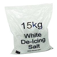 Image for White Winter De-Icing Salt 15kg Bag (10 Pack) 383498