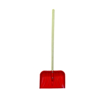 Red Smart Snow Pusher / Shovel 384055