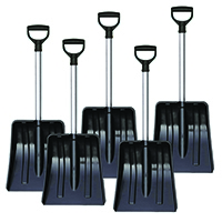 Image for Aluminium Black Yeti Car Shovel 383696