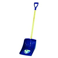 Winter Navy Blue Snow Shovel 383693