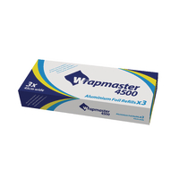 Wrapmaster 4500 Foil Refill 450mmx90m (3 Pack) 24C55