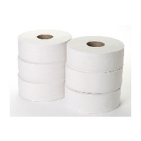 Image for 2 Ply Jumbo Toilet Roll 300 Metres (6 Pack) JWH330