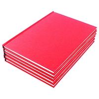 Image for A5 Ruled Feint Manuscript Book (10 Pack)