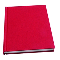 Image for A6 Ruled Feint Manuscript Book (10 Pack)