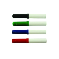 Assorted Flipchart Markers (4 Pack) WX01551