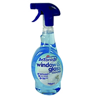 Image for 750ml Glass Cleaner Trigger Spray (6 Pack) 1003025